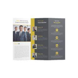 Benutzerdefinierte Druckserver Werbung Anzeige Broschüren Flyer Drucken