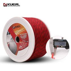 広州の工場卸売100%銅PVC編みこみの車の可聴周波電源コード電池ケーブルワイヤー