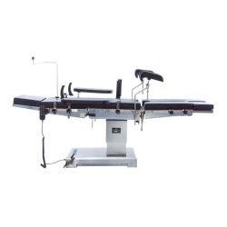 病院の手術室装置電気カーボンファイバー外科表の操作の価格の電気手術台