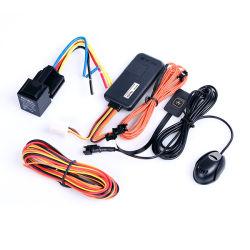 Sectionneur d'alimentation 6-36V DC Tracker GPS d'alarme de voiture avec emplacement de carte TK116