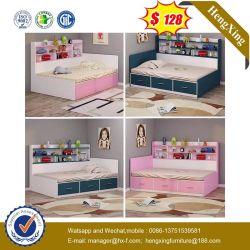 La culla moderna di legno solido del doppio della mobilia della stanza del bambino scherza la singola base