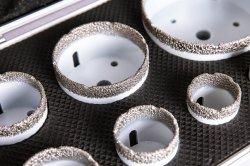 10mmのM14ダイヤモンドの穿孔機ビットはキットをセットした