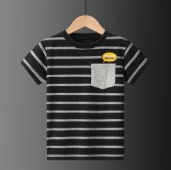 Maglietta promozionale di polo tinta filato di modo