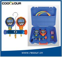 Digitale verdeelbloksets, digitale druk- en vacuümmeters CS6882 WK-6882-L