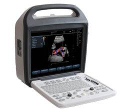 Beweglicher Farben-Doppler-Ultraschall-Scanner-Ultraschalldiagnose