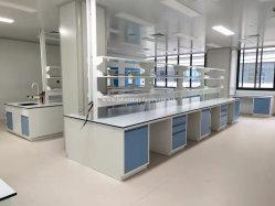 실험실 측 테이블 강철 랩 테이블 상판 부식 방지 및 산 알칼리 내성이 좋고 안정도 좋음 JH-SL254