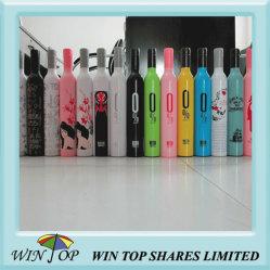 """21"""" X 8 costillas 3 botella de plegado paraguas (WT3201)"""