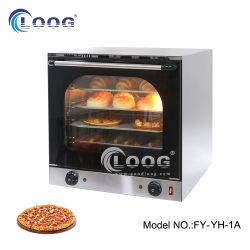 Goodloog Fabrik-Großverkauf-Lebesmittelanschaffung-Geräten-Brot-Backen-Maschinen-Handelsdrehtunnel-Luxuxpreis-elektrischer Dampf-Konvektion-Bäckerei-Pizza-Ofen