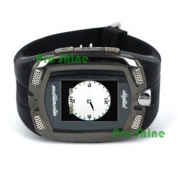 鍵を開けられたGSM三バンド腕時計の可動装置(M810)
