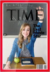 Cadre Photo de couverture de magazine en acrylique