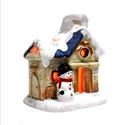 Prendas de Natal, presentes de Natal, Casa de neve de Natal, Dom, dom de férias para crianças
