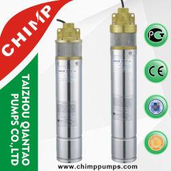 Messingantreiber-Hochdruckgeräten-zentrifugale versenkbare Pumpe