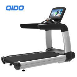 CE téléviseur salle de gym de la formation d'équipements de fitness de l'exécution de tapis roulants motorisés commercial de la machine électrique