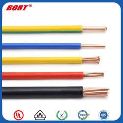 UL1015 Cable eléctrico de cobre con certificación UL Single Core el gancho del cable a cable