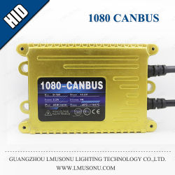 AC 1080 Canbus Ballast Slim de xenón HID 45W