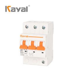 Производители MCB Kayal Однофазный 250 А прерыватель цепи переключателя 100A