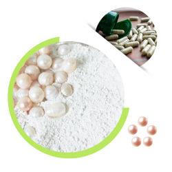 ISO 22000は真珠の粉のカプセルのための自然で純粋な食用の真珠の粉を製造する
