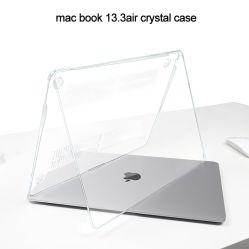 명백한 플라스틱 단단한 쉘 방탄 덮개는 13 인치 MacBook 직업적인 공기를 위한 프로텍터 휴대용 퍼스널 컴퓨터 소매 상자를 &Screen