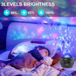Proiettore Star per sale da gioco da camera Home Theatre luce notturna Ambiance con altoparlante Blueteth controllo vocale 02
