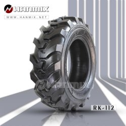 Промышленные шины OTR Otb Hanmix диагональных шин погрузчик с обратной лопатой, погрузчиков, Минипогрузчик, компактный Dumper 10.5/80-18 12.5/80-18