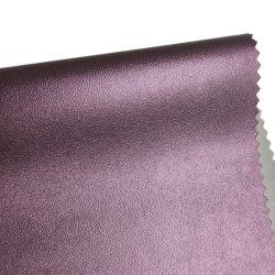0.55 مم مخصص حسب السعر التفضيلي الألياف الدقيقة الجلد الصناعي PU المعاد تدويره حقيبة