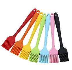 Nahrungsmittelgrad-Küche-Pinsel-Gebrauch für das BBQ-Silikon, das Backen-Pinsel begießt