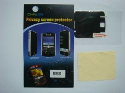 Écran LCD de haute qualité de protecteur de la vie privée pour Blackberry 8520