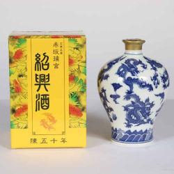 De Wijn van Huadiao van Shaoxing