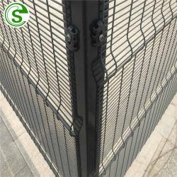 O PVC/Revestimento a pó 358 Painéis Zoneamento de Malha de Arame Anti Cortar & Anti subir cerca de Clearvu de segurança