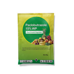 높은 효율의 플랜트 성장 조절기 Paclobutrazol 95% TC(25% SC, 15% WP)