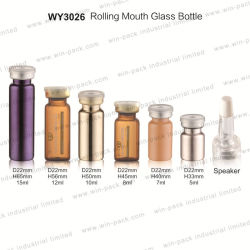 Winpack High Quality Glass Serum Cosmetic Bottle Suppliers Cosmetic Packing 5 ml 7 ml 8 ml 10 ml.