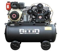 De diesel Compressor Met motor van de Lucht (D15300)