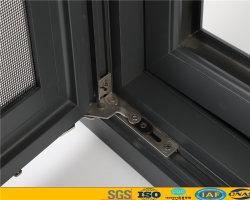Verdrängte Aluminium-/Aluminiumprofil-Fabrik/Hersteller-/Aluminiumfenster-und Tür-Fabrik