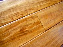 Maple Handscrapped sólidos pisos laminados (SS007)