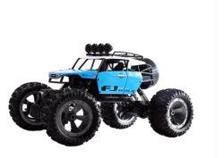 플라스틱 배터리 전동 경주용 자동차 장난감 4륜 리모컨 온 월 트럭 클라이밍 for Kids 야외 놀이터