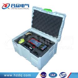 Prueba de descarga parcial de mano de la máquina para equipos eléctricos