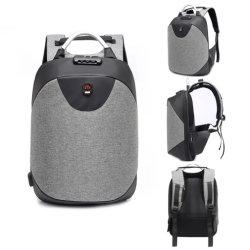 Для защиты от краж пароль блокировки рюкзаки поездок USB сумка для ноутбука для студентов деловых рюкзак сумки