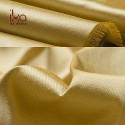 Le luxe de lourdes 100 % pure soie Soie Dupioni colorant de fils de gros de tissu pour rideaux de chambre à coucher