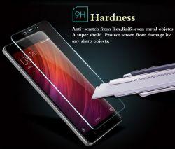 Para a Samsung Galaxy S8 Plus protector do ecrã de vidro temperado com Pacote de Cristal