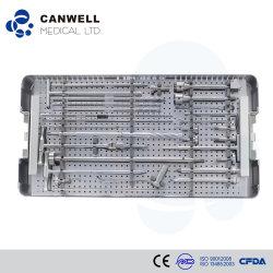 Canwellの巧妙な脛骨のIntramedullary釘の外科外傷の整形外科の器械はセットした