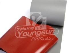 La corrosione chimica resiste al tessuto del silicone dell'isolamento