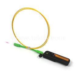 penna visiva della luce rossa dell'indicatore di posizione dell'errore della fibra 1-30MW