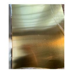Cuatro colores de Hojalata electrolítica Precio de la bobina de acero con acabado de piedra