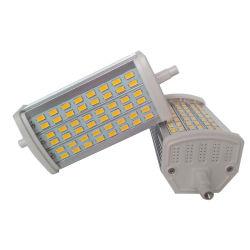 RS7 13W 118mm R7s LEDランプを薄暗くしていてパソコンカバーアルミニウムが