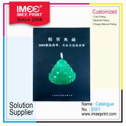 Imee Entreprise de taille personnalisée d'impression couleur catalogue Catalogues (B501)