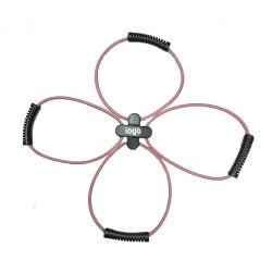 X forme Accueil Salle de gym de l'équipement de la corde en caoutchouc élastique le yoga de l'exercice de la bande de résistance