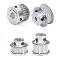 L'aluminium S5M de la poulie de courroie de distribution