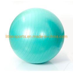 Fitness Anti-Burst suave de alta calidad ecológica gimnasio yoga Ball 45cm/55cm/65cm/75cm/85cm.