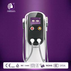 2 в 1 Системы 808нм Диодный Лазерная и IPL Лазерная Машина с Заводской Ценой