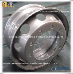 Ts16949/ISO9001の22.5X8.25 (n) TBRのトラックの鋼鉄車輪のチューブレス縁: 2000年
